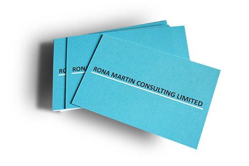 Rona Martin – Branding, Print & Hosting