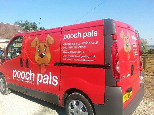 Pooch Pals – Deb & Ant