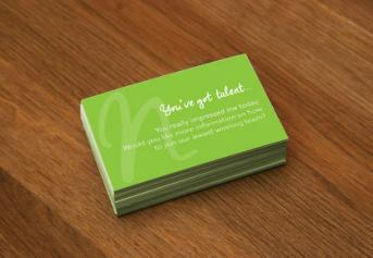Natalie Heeley – Branding and Business Cards