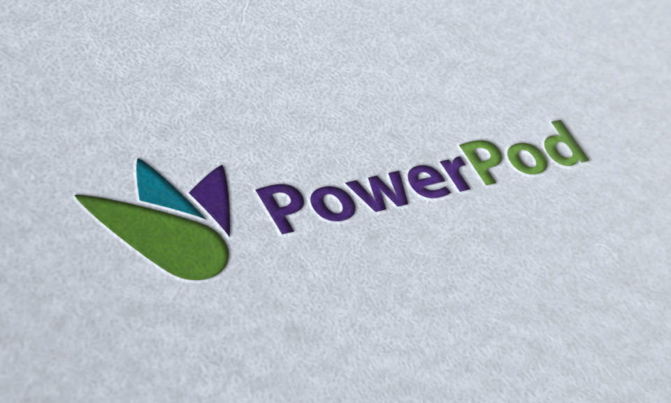 PowerPod Branding & Website