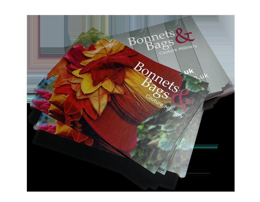 Bonnets & Bags Business Cards