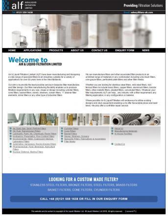 Air & Liquid Filtration