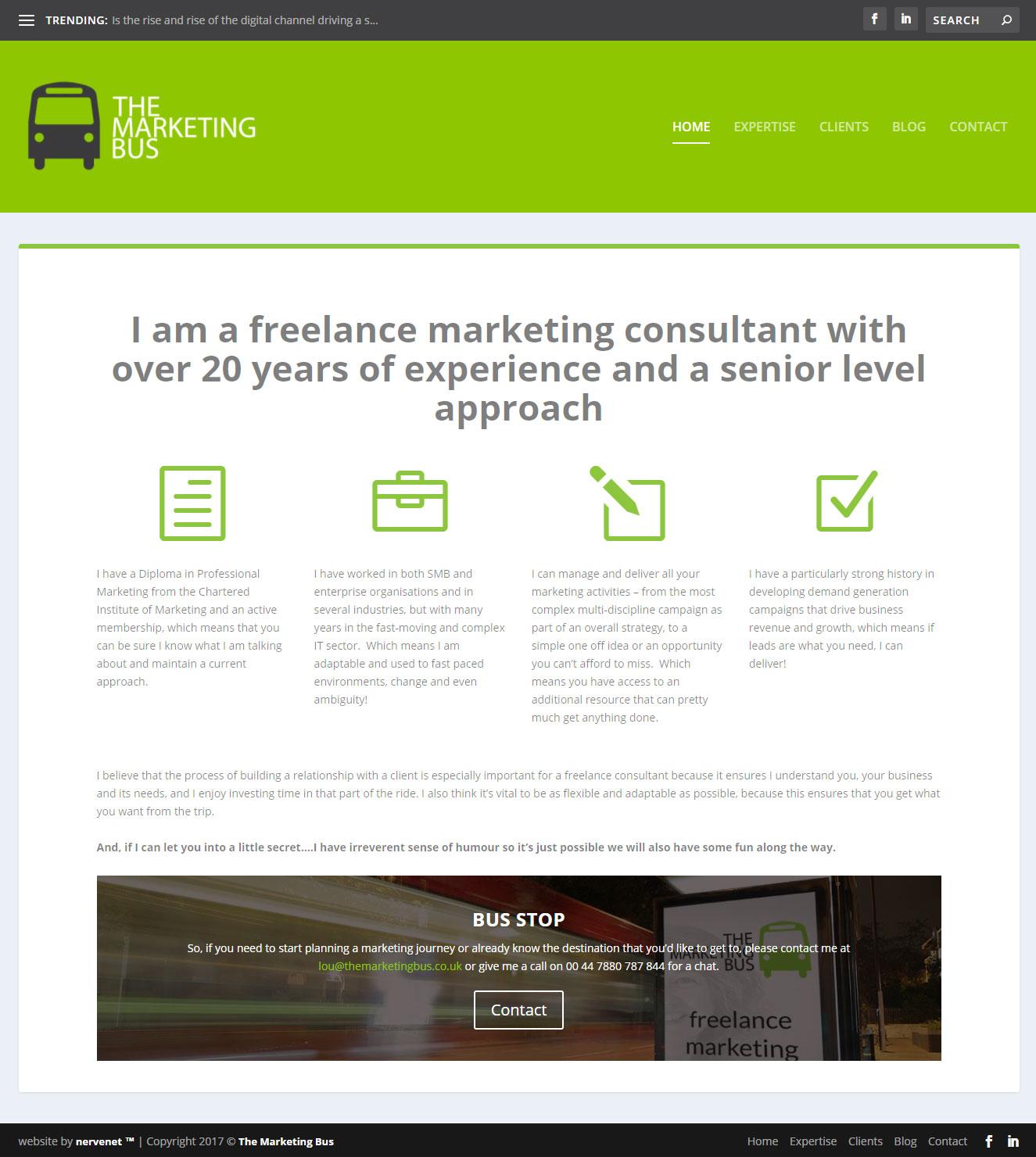 Branding and New Website